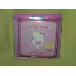 Hello Kitty Activity Book Toys & Games