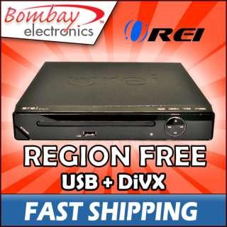 ALL Multi Region Free DVD Player DIVX USB PAL NTSC BEST