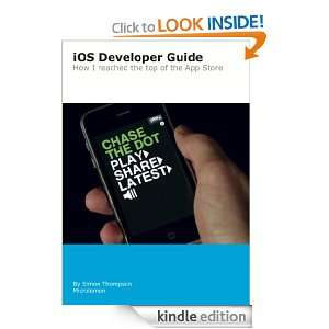 iOS Developer Guide   How I reached the top of the App Store: Simon