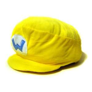 Nintendo Super Mario   Wario Plush Hat (Costume)