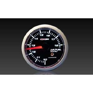 Air/Fuel Ratio Gauge   Black Face For BMW Motorcycles