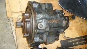 71 Series Borg Warner V Drive Transmission 11 ratio