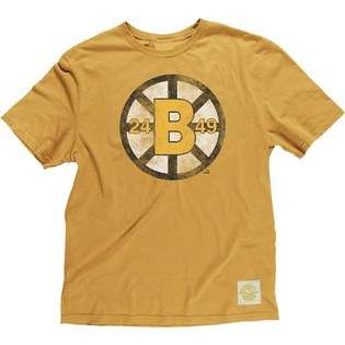 Boston bruins 1926 27 vintage reebok heritage sweater jersey for Boston bruins vintage shirt