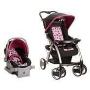 Safety 1st Saunter Luxe Travel System   Giselle