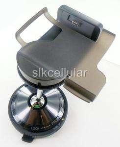HTC MyTouch 4G Slide Premium Car Mount Dock GPS Holder+Charger