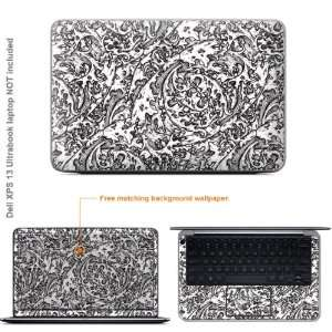Matte Decal Skin Sticker (Matte finish) for Dell XPS 13 Ultrabook with