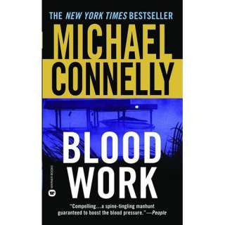 Blood Work, Connelly, Michael: Mystery & Suspense