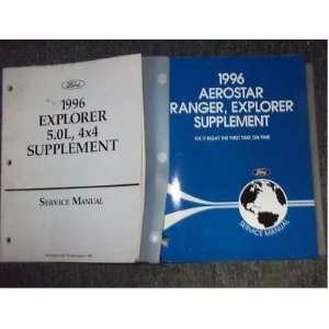 TRUCK Shop Repair Service Manual Set OEM FACTORY 96 NICE (service