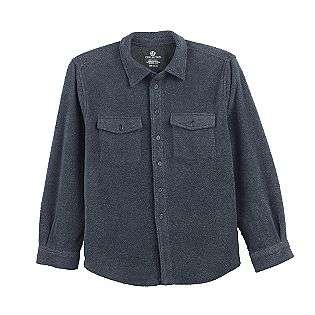 Fleece Shirt Jacket  Covington Clothing Mens Shirts