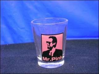 Reservoir Dogs 15th Anniversary Glass Shot Glass