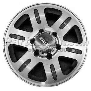 ALLOY WHEEL isuzu RODEO 96 97 16 inch suv Automotive