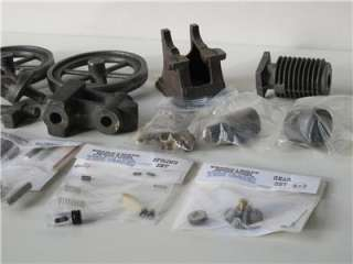 1912 Gade Model C Aircooled Uni Flow Engine Castings Kit