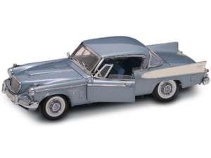 18 1958 Studebaker Golden Hawk BLUE