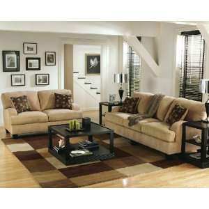 Amazon Furniture Living Room Durapella Oyster Sectional Living Room Set By Ashley Furniture