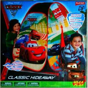 Disney Pixar Cars 2 Classic Hideaway Pop Up Twist N Fold