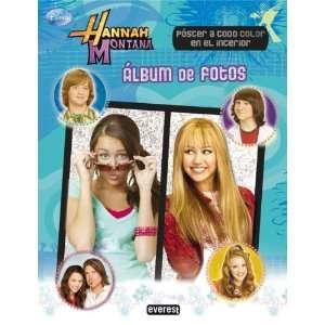 Hannah Montana. Álbum de fotos (9788444163093): DISNEY