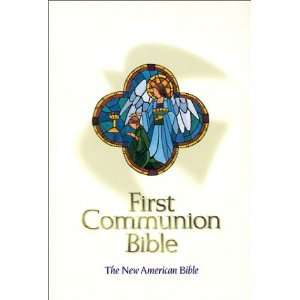 First Communion Bible NABRE: World Catholic Press: 9780529107572