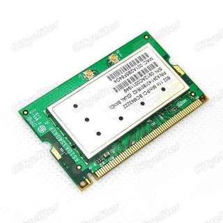 PCI 802.11 a/b/g/n Wireless Wifi Card 300Mbps 300M for laptop