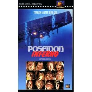 The Poseidon Adventure [VHS]: Gene Hackman, Ernest Borgnine, Shelley