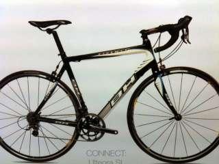 2008 BH CONNECT Carbon Road Bike Frame & Fork 56cm