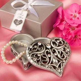 Heart Shaped Curio Box Wedding Favor 638054086314