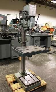 20606 WILTON 20 Geared Head Round Column Drill Press 87