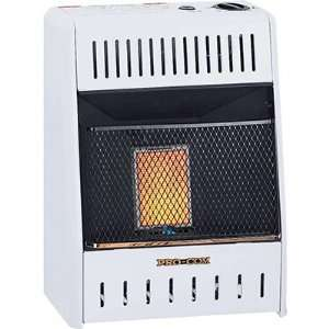 ProCom Radiant Vent Free Natural Gas Heater   6000 BTU
