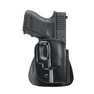 Uncle Mikes Kydex Paddle Holster Left Hand Black 5 1911
