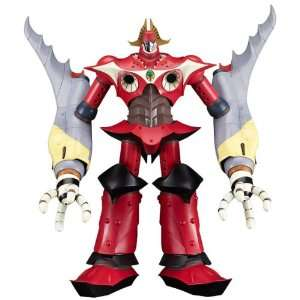 Max Factory Big Size Soft Vinyl Figure The Big O [JAPAN]: Toys & Games