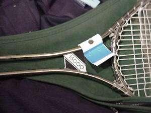vintage Wilson T5000 T 5000 tennis racket