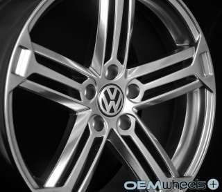 19 GOLF R STYLE WHEELS FITS AUDI A3 A6 TT TTs 8P C6 MK2 QUATTRO VW