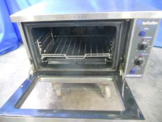 MOFFAT BAKBAR TURBO FAN CONVECTION OVEN E25MS ELECTRIC 110V