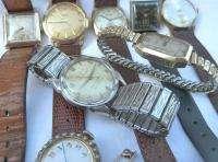 Victorian 9ct Gold & Pearl Nurses Fob Watch