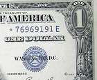 1935A, 1935D, 1957 OLD ONE DOLLAR BILLS (LOT OF 3)