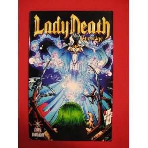 Lady Death Prestige #2 (German Language Text): Brian
