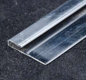 FT Stainless Steel Molding J Channel Trim Strips