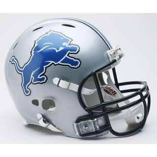 Detroit Lions Helmets Riddell Detroit Lions Proline Authentic Football