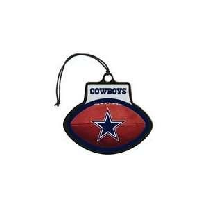 Dallas Cowboys NFL Football Car Air Freshener Automotive