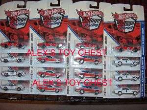 HOT WHEELS 2011 VINTAGE RACING SEALED CASE RELEASE A