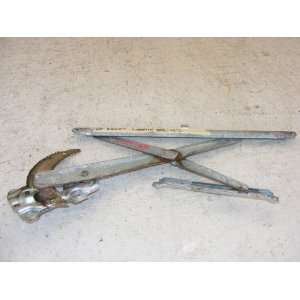 Toyota Corolla Lh Front Window Regulator Manual 88 92