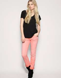 Pepe Jeans  Pepe Jeans London Coloured Skinny Jeans at