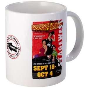 Forbidden Broadway Theatre Mug by  Kitchen