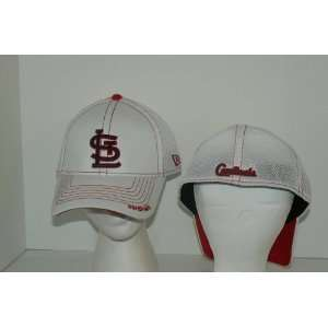 MLB St Louis Cardinals Dugout Fitted Hat Cap Lid Side