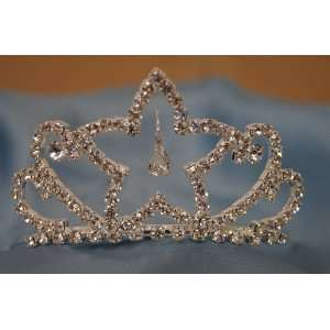 Wedding Tiara Crown with Crystal Party Accessories DH5302 PS Beauty