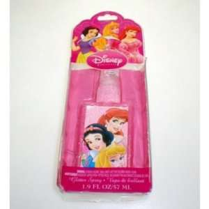 DDI Disney Princess Glitter Spray Case Pack 80