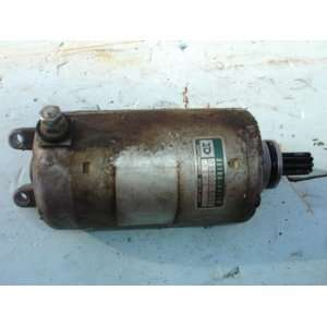 Starter Motor suzuki gs650 1981: Automotive