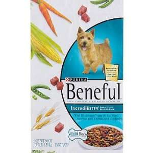 Beneful IncrediBites Adult Dog Food  Pet Supplies