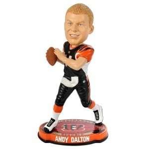 Andy Dalton Cincinnati Bengals 2012 Football Base Bobble Head Doll In