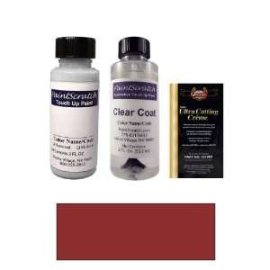 2 Oz. Red Land Pearl Metallic Paint Bottle Kit for 2009 Hyundai