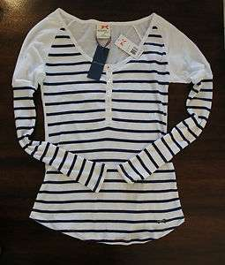 NWT TOMMY HILFIGER Tommy girl Womens T shirt L/S size XL $39.00
